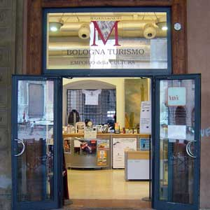 Bologna's Tourist Information Office