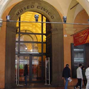 Archaeological City Museum in Bologna