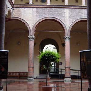 Medieval City Museum in Bologna
