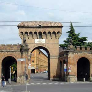 Walls and Gates in Bologna